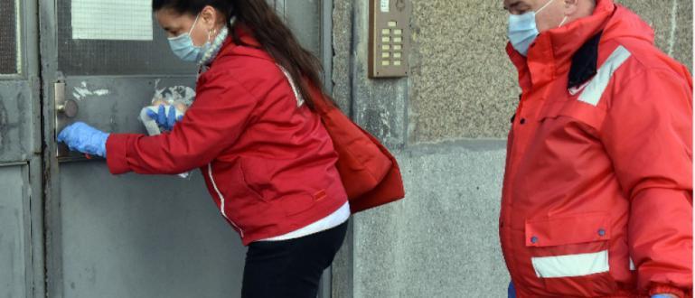 От днес Българският червен кръст (БЧК) започва раздаването на хранителни