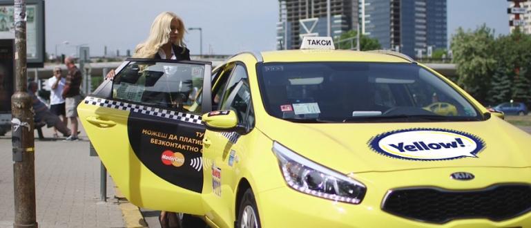 Такситата в София поставят прегради в колите, които да отделят