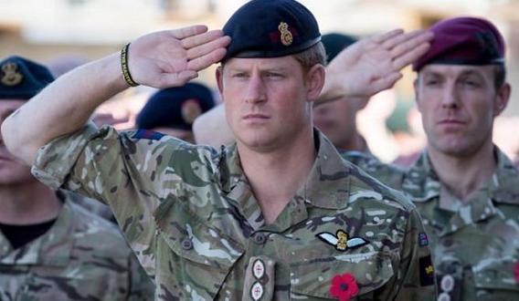 Принц Хари тъжи за армията и иска да запази позицията