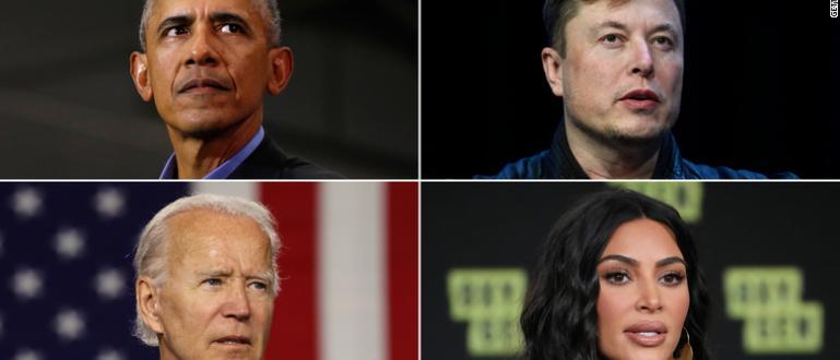 Twitter акаунтите принадлежащи на Бил Гейтс, Илон Мъск, Apple, бившият