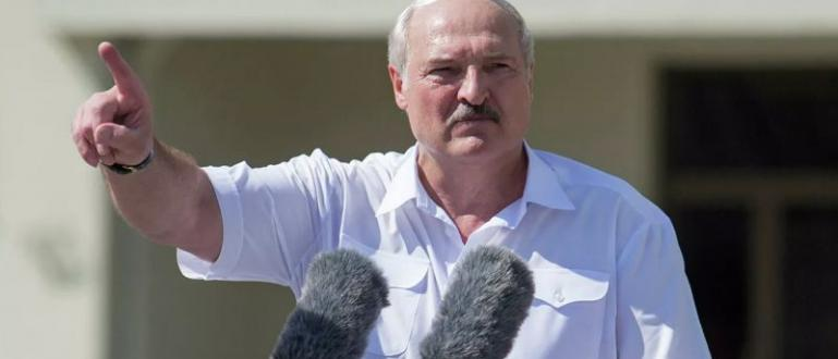 Александър Лукашенко нареди от понеделник стачкуващите предприятия да бъдат затваряни,