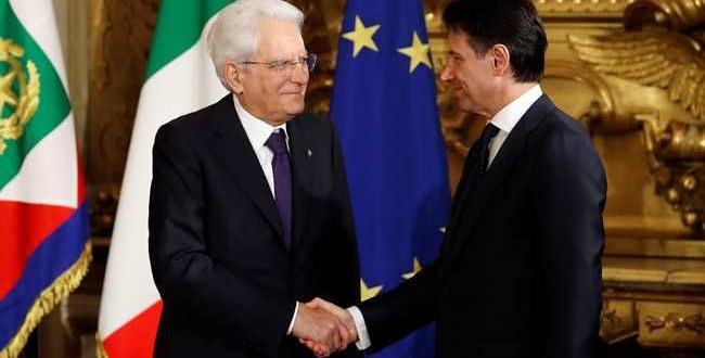 Президентът на Италия Серджо Матарела започва днес двудневни консултации с