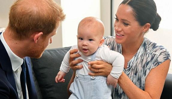 Арчи – първородният син на принц Хари и Меган Маркъл