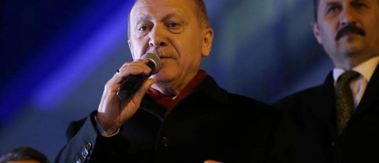 Управляващата в Турция Партия на справедливостта и развитието (ПСР) на