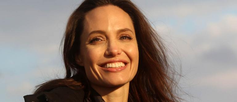 Анджелина Джоли се намира на Канарските острови, където снима последния
