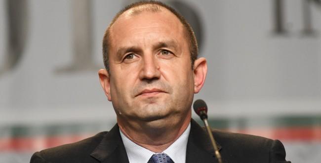 Президентът Румен Радев каза директно, че имаме криза във водния