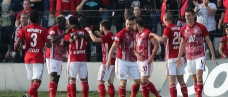 Отборът на ЦСКА не остави шансове наДунав Русе и ги