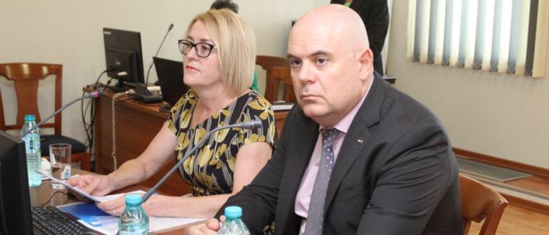 Главният прокурор Иван Гешев призова членовете на Пленума на Висшия