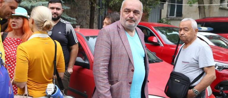 Потресаващо видео, на което се вижда Арман Бабикян от