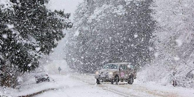 Предупреждение за опасно време издаде НИМХ за 27 януари.Оранжев предупредителен