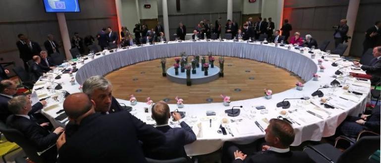 Председателят на Европейския съвет Доналд Туск има намерение да състави