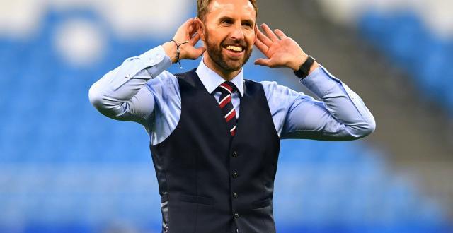 Снимка: Боби не познавал половината отбор срещу Англия
