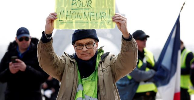В Париж днес се провежда 53-тият общонационален ден на протест