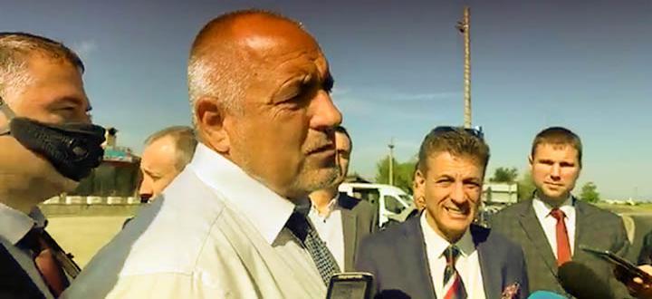 Премиерът Бойко Борисов е в Пазарджик за откриването на поредната