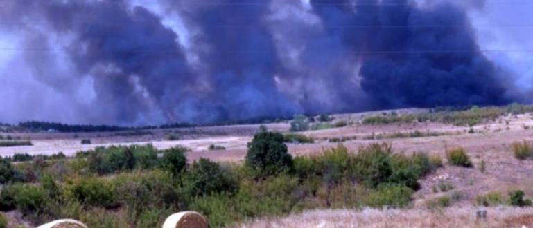 Бедствено положение е обявено в 4 общини в Хасковска област