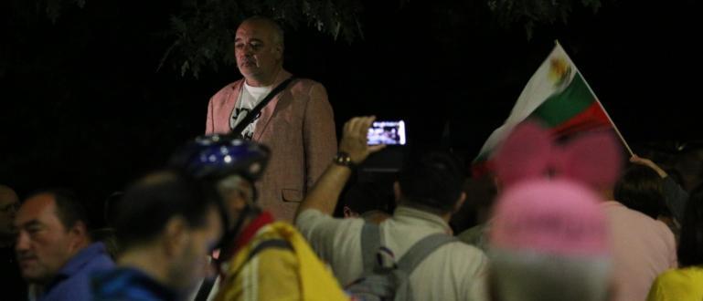 Трето т.нар. велико народно въстание стягат организаторите на протеста. За