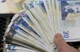 България е на второ място по ръст на заплатите в