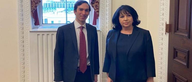 """""""Съединените американски щати са стратегически партньор за България в областта"""