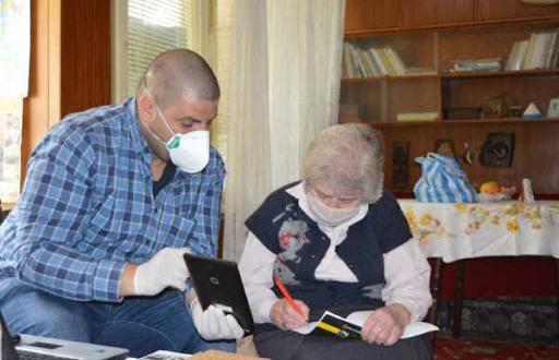 78-годишна учителка доказа на всички, че за знанието възраст няма.