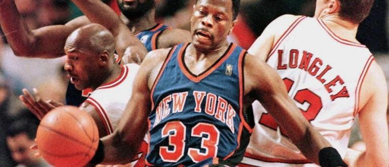 Легендарният баскетболист от НБА Патрик Юинг е поредното голямо име