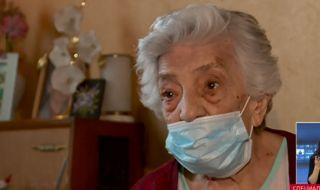 По NOVA имаше разказ от първо лице на 86-годишна жена,