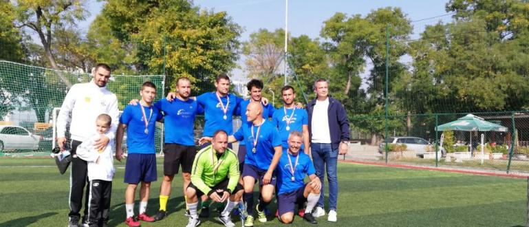 С категорична победа от 3:0 отборът на eDinamyx спечели Купата
