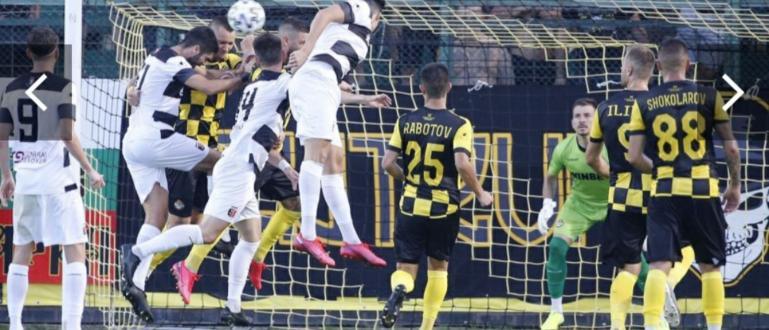 Ботев (Пд) победи Локо (Пд) с 2:0 в 111-ото дерби