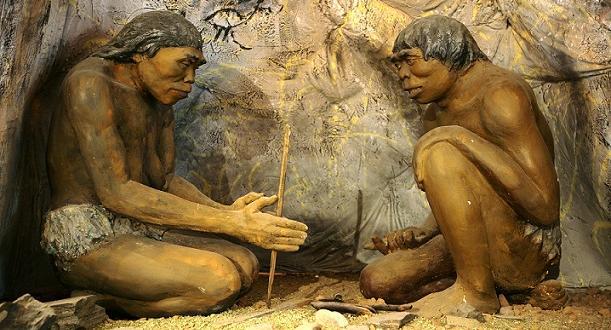 С изключение на Хомо сапиенс, всички видове древни хоране са