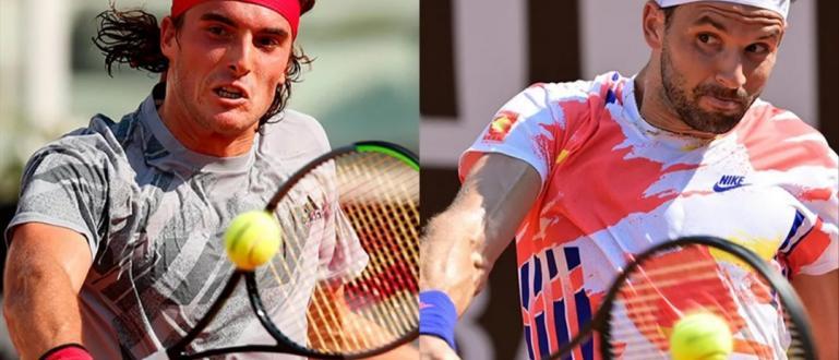 Водещият гръцки тенисист Стефанос Циципас е преодолял контузията, която го