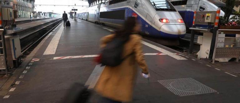 Снимка: Напук! Влак-стрела ще свърже Лион и Торино