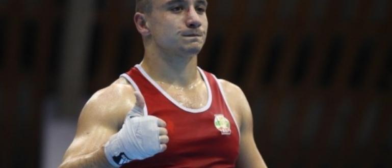 Българският боксьор Радослав Панталеев приключи участието си на световното първенство