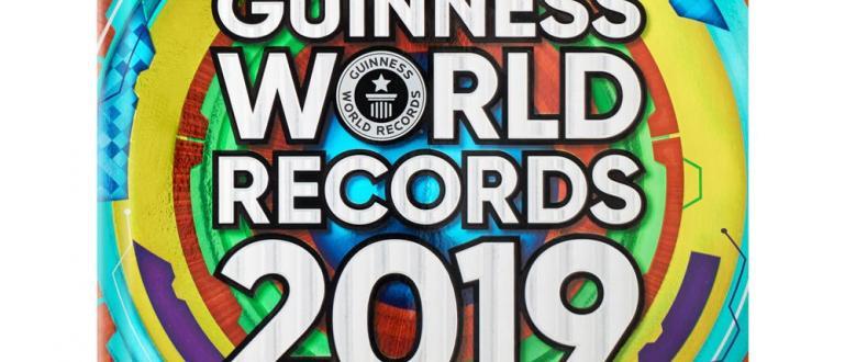 Пореден рекорд от Книгата на Гинес беше подобрен. Този път