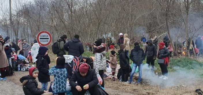 На границата ни с Турция е спокойно. Няма засилен поток