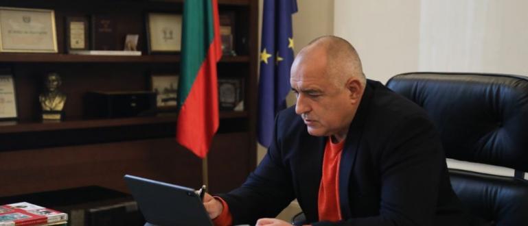 Премиерът Бойко Борисов поздрави здравните работници по случай професионалния им