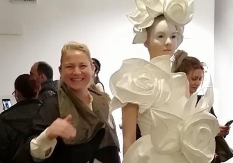 В произведения на изкуството трансформира камъните Милка Александрова-Бучи - дизайнерката