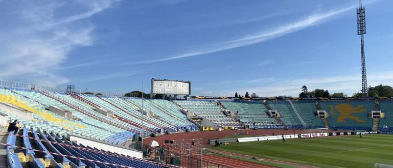 """Най-големият български стадион """"Васил Левски"""" е в пълна готовност да"""