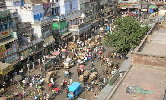 Снимка: Извънредно положение в Делхи