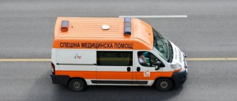 Тежък инцидент е станал на пътя от Видин към село