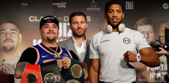 Претендентът за световната титла по бокс в тежка категория Антъни
