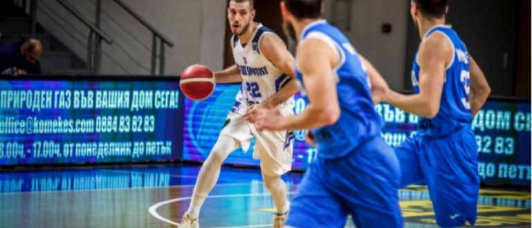 Рилски спортист запази лидерската си позиция в Националната Баскетболна Лига,