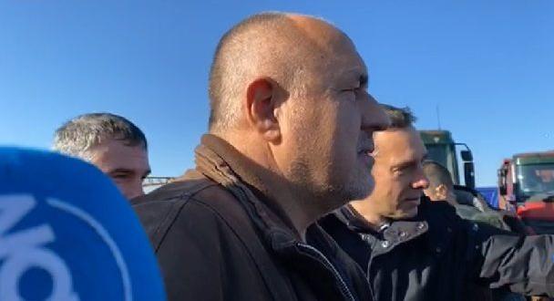 Премиерът Бойко Борисов тръгна на инспекция и в последния ден