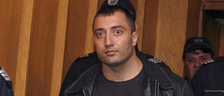 Спецполицаи арестуваха прочутия в подземния свят Георги Илиев. Спипаха го