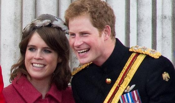Принцеса Юджини, първата братовчедка на беглеца Хари, е бременна. Щастливата