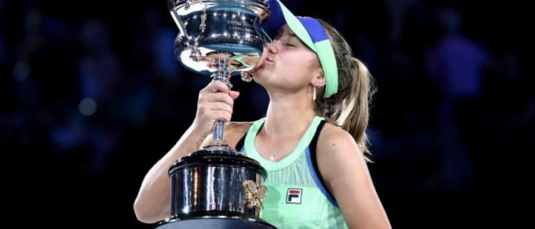 Американката София Кенин е новата шампионка на Australian Open по
