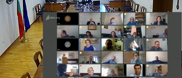 Висшият съдебен съвет (ВСС) продължава заседанието си по одита на