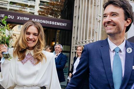 Супермоделът Наталия Водянова се омъжи отново. Една от най-известните рускини