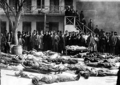 В края на ХІХ и началото на ХХ век aрменските