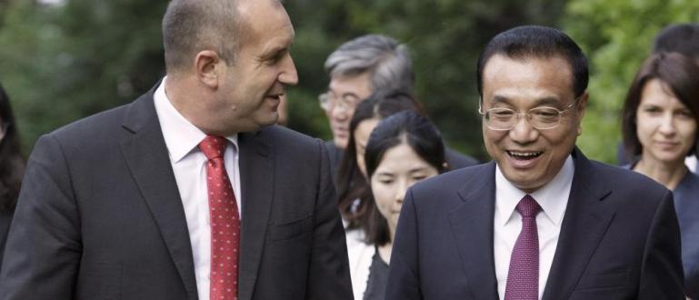 Президентът Румен Радев и премиерът на Китай Ли Къцян ще