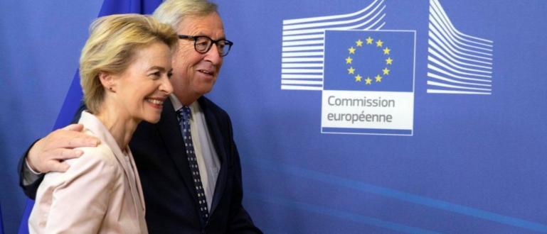 В Страсбург приключи гласуването за Урсула фон дер Лайен за
