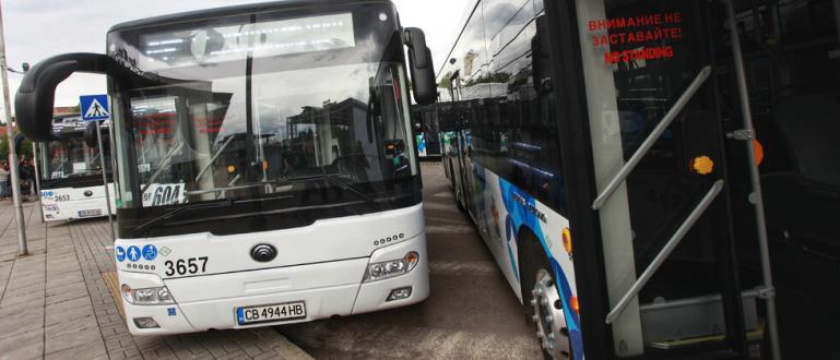 Полицейска операция за контрол на автобусите и товарните автомобили стартира
